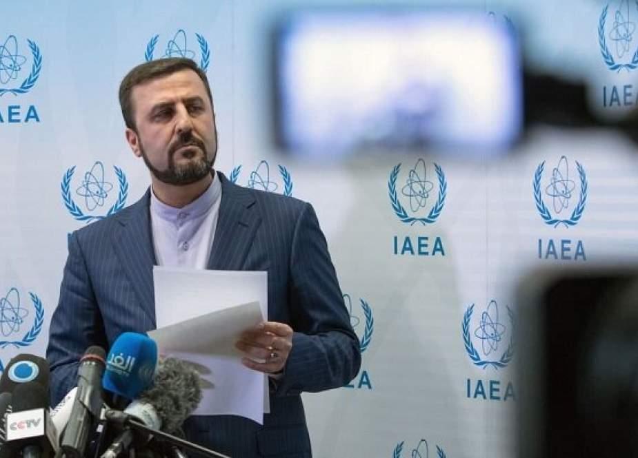 Iran Meminta IAEA Untuk Menjauhkan Diri Dari agenda Politik Apa Pun