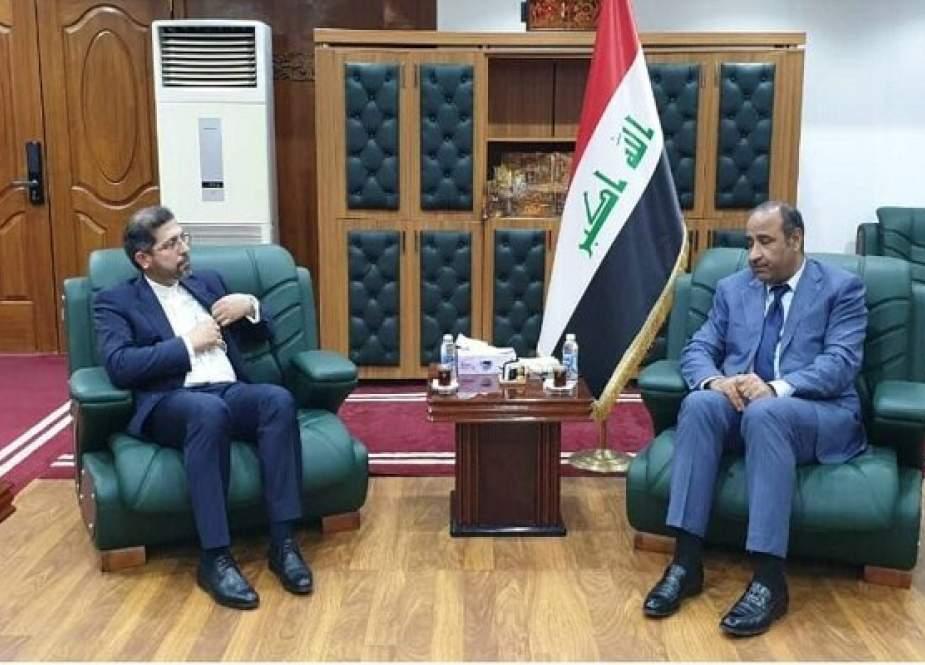 Iran, Irak Membahas Perluasan Ikatan Budaya