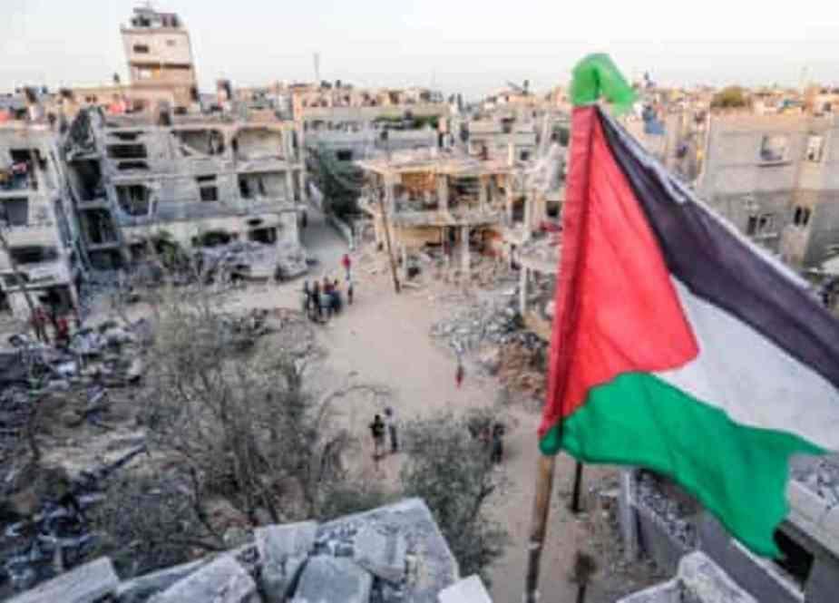فلسطین خواب نہیں حقیقت ہے