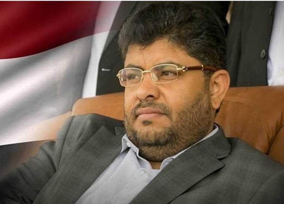 Mohammad Ali Al-Houthi, Head of Yemen's Revolutionary Committee,.jpg