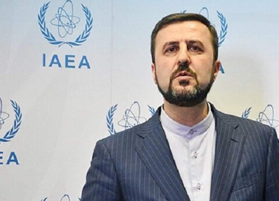 Gharibabadi Mempertanyakan Ketidakberpihakan IAEA