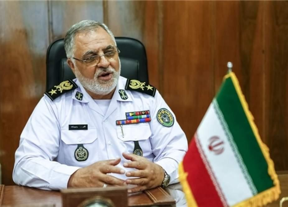 قائد الدفاع الجوي الايراني: أجواؤنا هي الاكثر أمانا في المنطقة