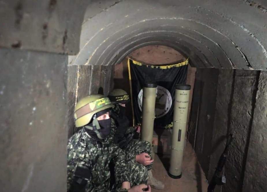 Gaza tunnels will turn to be graveyard of enemy.jpg