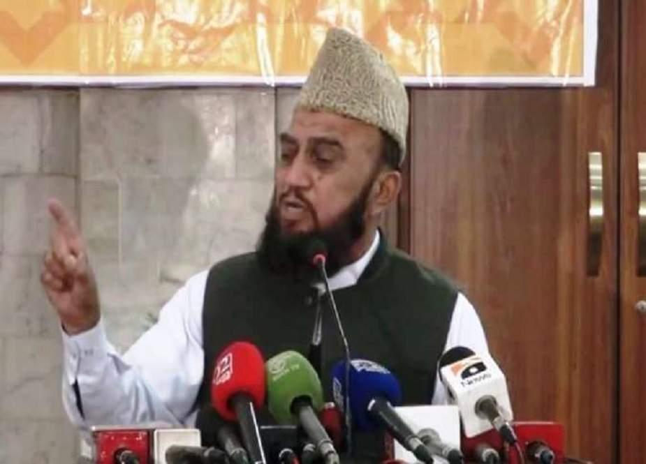 اسلامو فوبیا اور نفرت انگیز ویب سائٹس کیخلاف موثر آواز اٹھائی جائے، علامہ زبیر احمد ظہیر