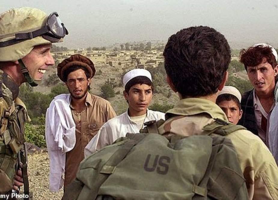 خداحافظی نمادین رهبران ناتو با افغانستان