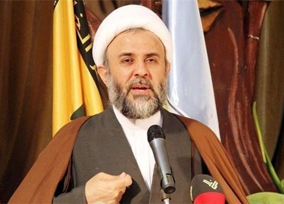 Sheikh Nabil Qaouq, Vice-Chairman of Hezbollah