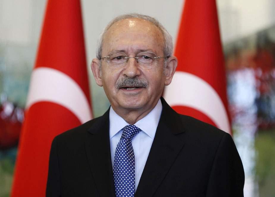 ABŞ çıxırsa, biz də çıxmalıyıq - Kılıçdaroğlu