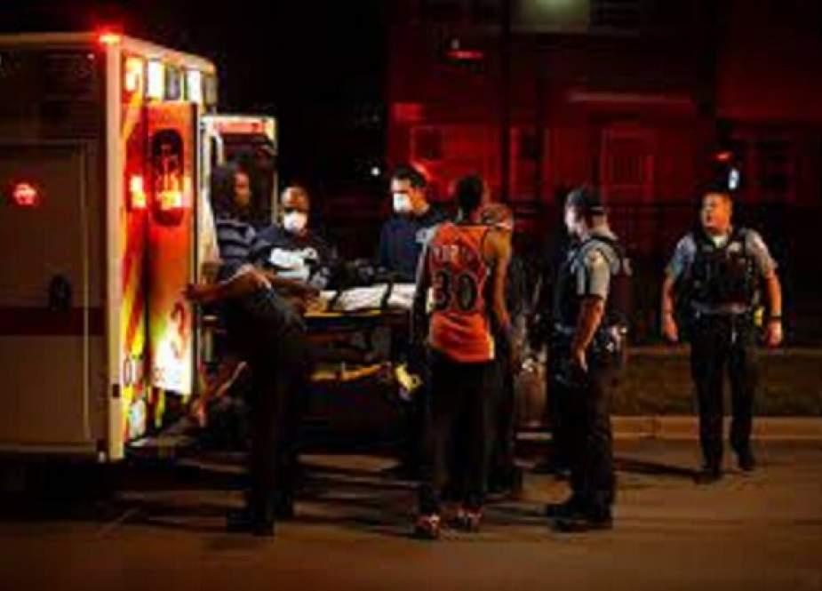 8 Orang Ditembak, 4 Tewas Dalam Penembakan Di Chicago AS Pada Hari Selasa