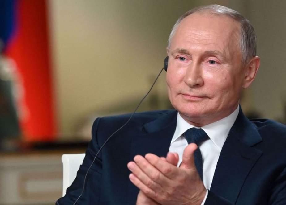 Putin Menolak Tuduhan
