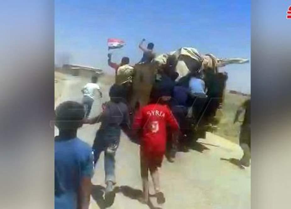 Locals in Farfara village in Syria.jpg