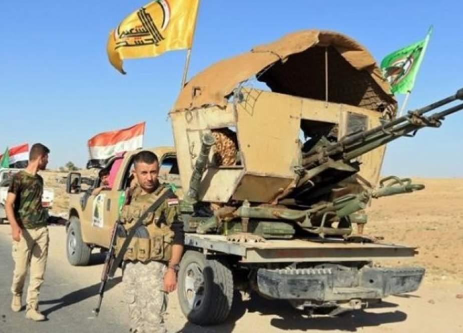 حشدالشعبی بازوی توانمند دولت عراق