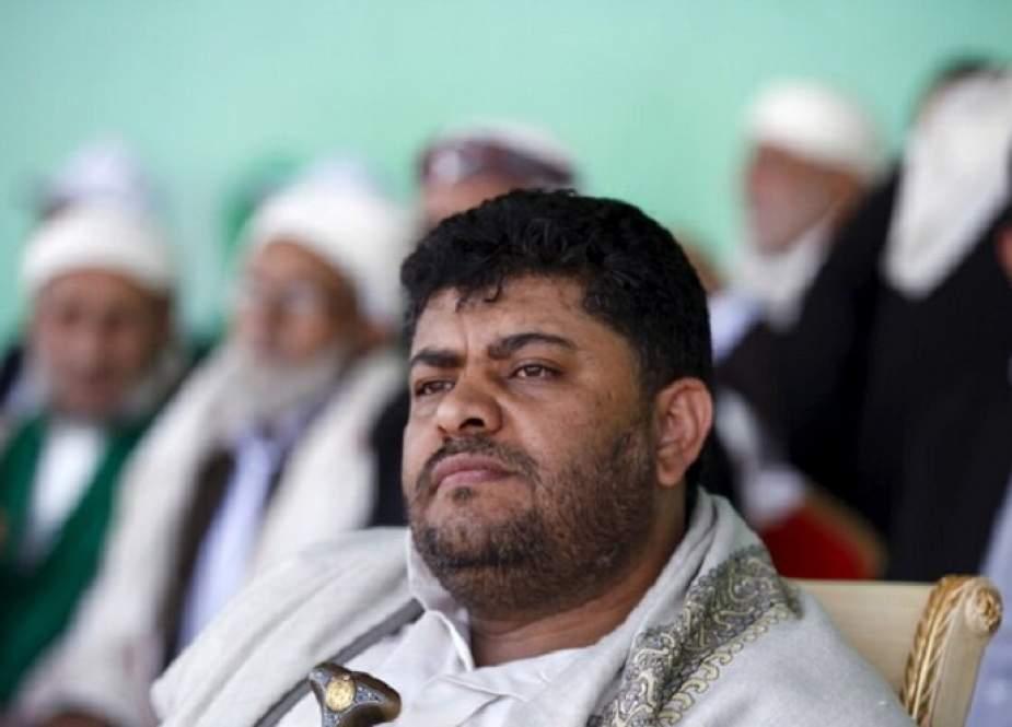 الحوثي يدين تصريحات غريفيث حول وقف إطلاق النار في اليمن