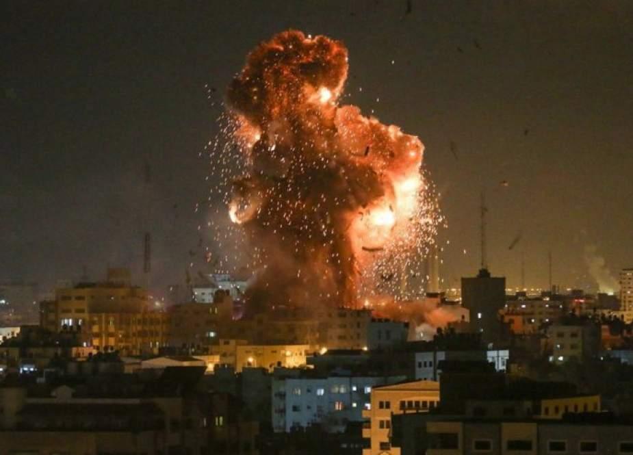 أول تعقيب من حماس على القصف ''الإسرائيلي'' في غزة