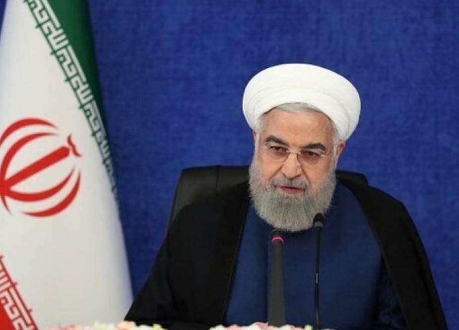 روحاني يدعو المواطنين إلى المشاركة الواسعة في الانتخابات الرئاسية