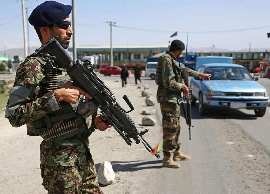 Əfqanıstan Ordusu bir rayon mərkəzini Talibandan geri alıb