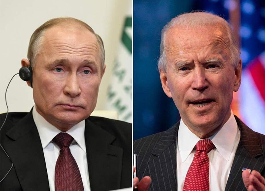 Putinlə bağlı suala Bayden belə cavab verdi