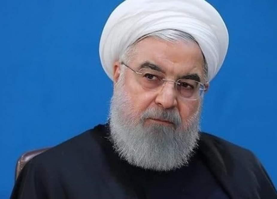 روحاني : ثمار الأواصر بين العراق وایران تضمن استقرار المنطقة بأسرها