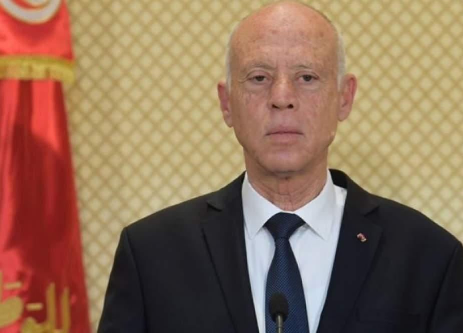 الرئيس التونسي يجري مباحثات ثنائية مع نظيره الإيطالي