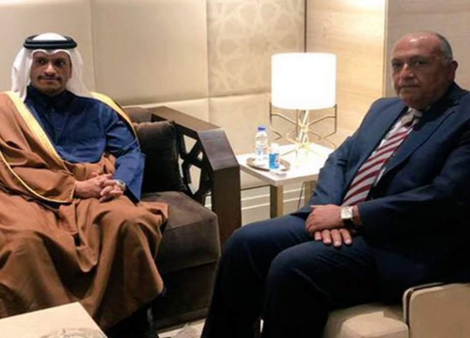 مصر و قطر؛ برای تنشزدایی با گامهای آهسته و با احتیاط