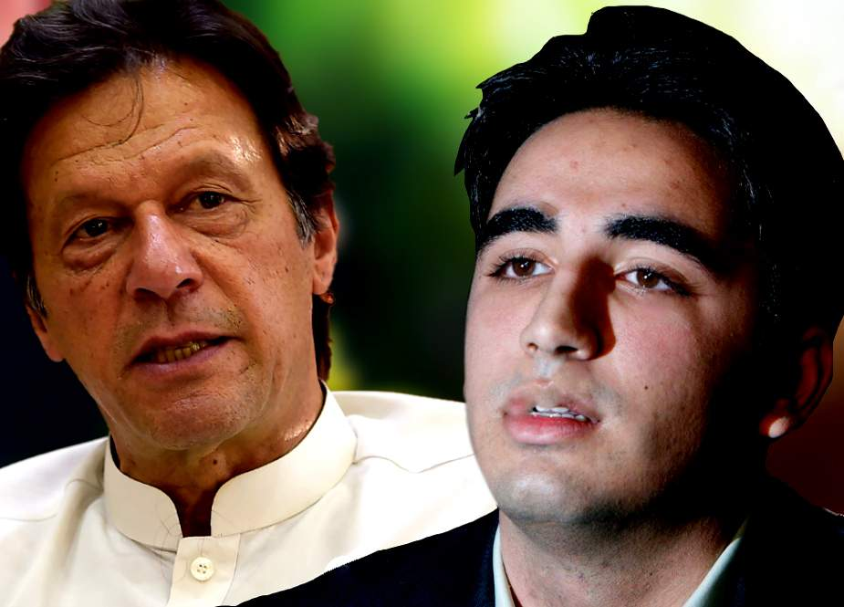 عمران خان یہ نہ سمجھیں کہ گالم گلوچ اور بدتمیزی کروا کر وہ بچ جائینگے، بلاول