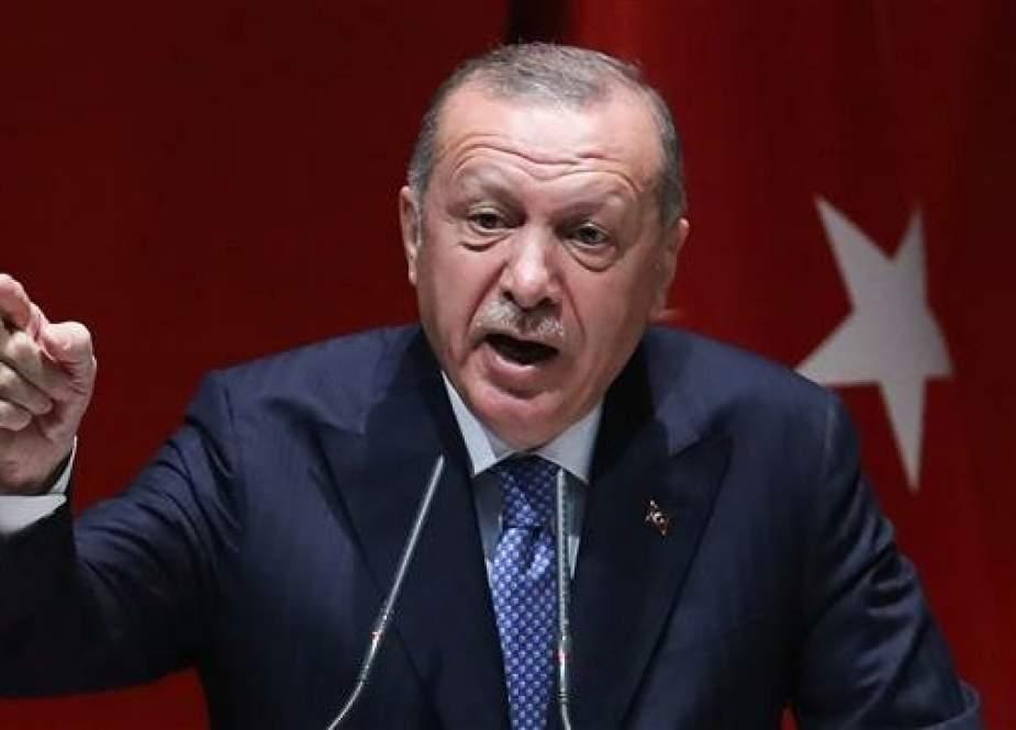 Recep Tayyip Erdogan -Turkey
