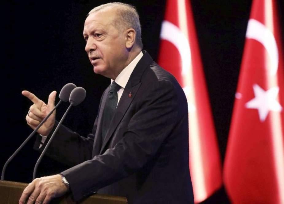 هذا ما قاله أردوغان عن لقائه ببايدن وقضية صواريخ إس-400