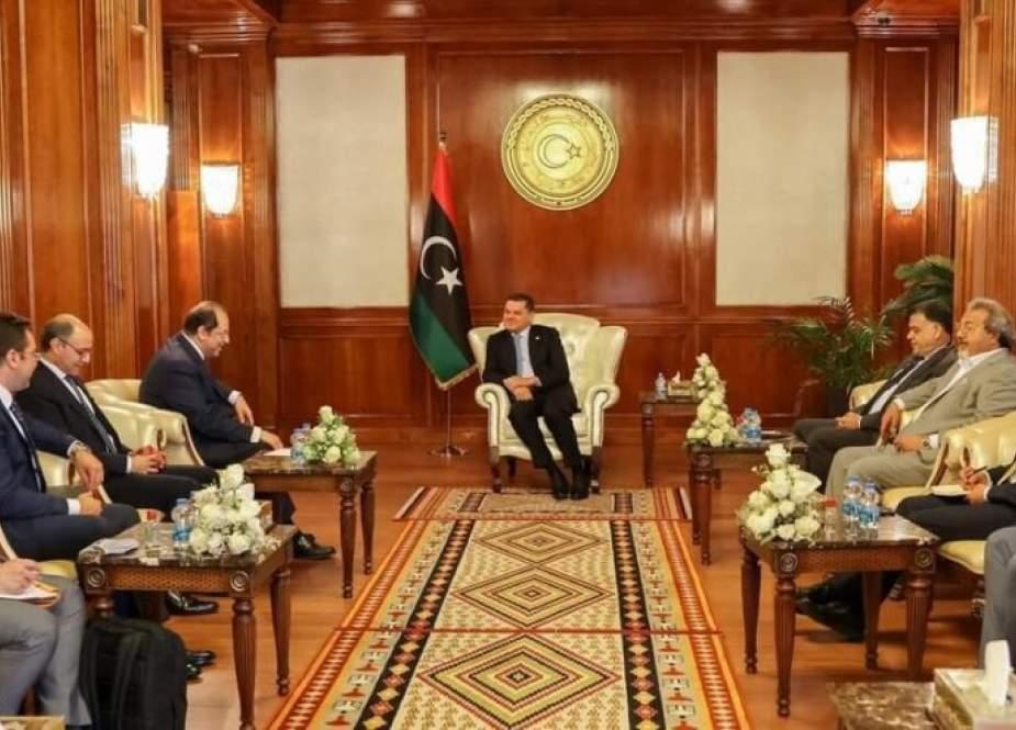 الكشف عن تفاصيل زيارة رئيس المخابرات المصرية إلى ليبيا