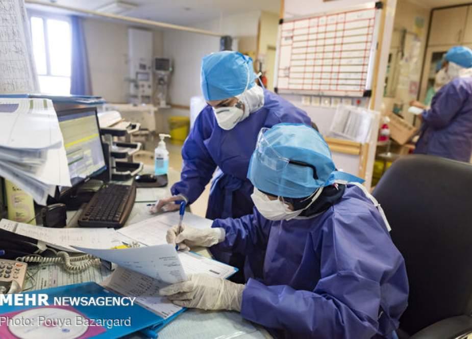 Lebih Dari 10.000 Kasus Virus Corona Baru Terdeteksi Di Iran