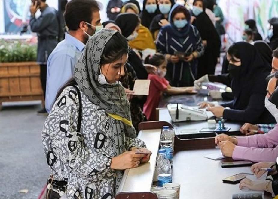 """الشعب الإيراني قال كلمته.. """"لا"""" لأمريكا """"نعم"""" للجمهورية الإسلامية"""