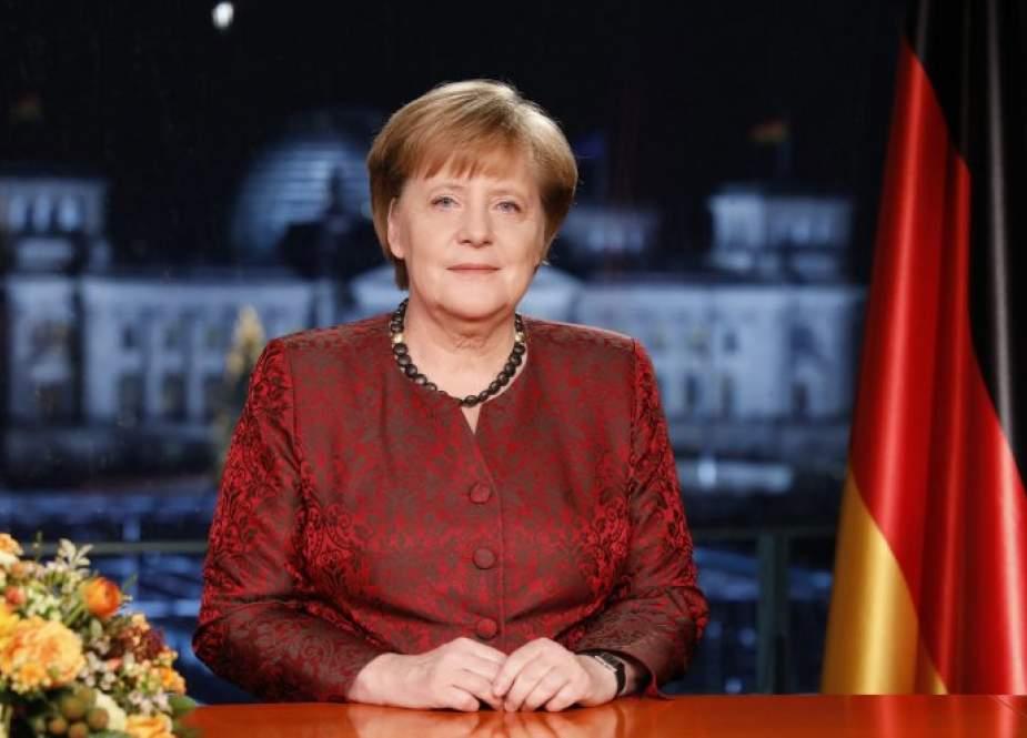 """ميركل: على أوروبا التمسك بـ""""الحوار الصعب"""" مع روسيا"""