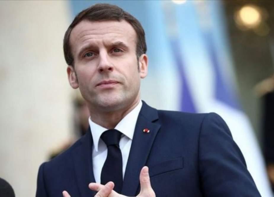 ماكرون يحذر دول الاتحاد الأوروبى من سلالات جديدة من كورونا