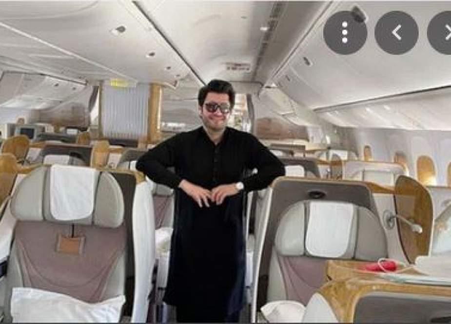پی آئی اے کی پہلی ایئر سفاری پرواز 91 مسافر لیکر روانہ