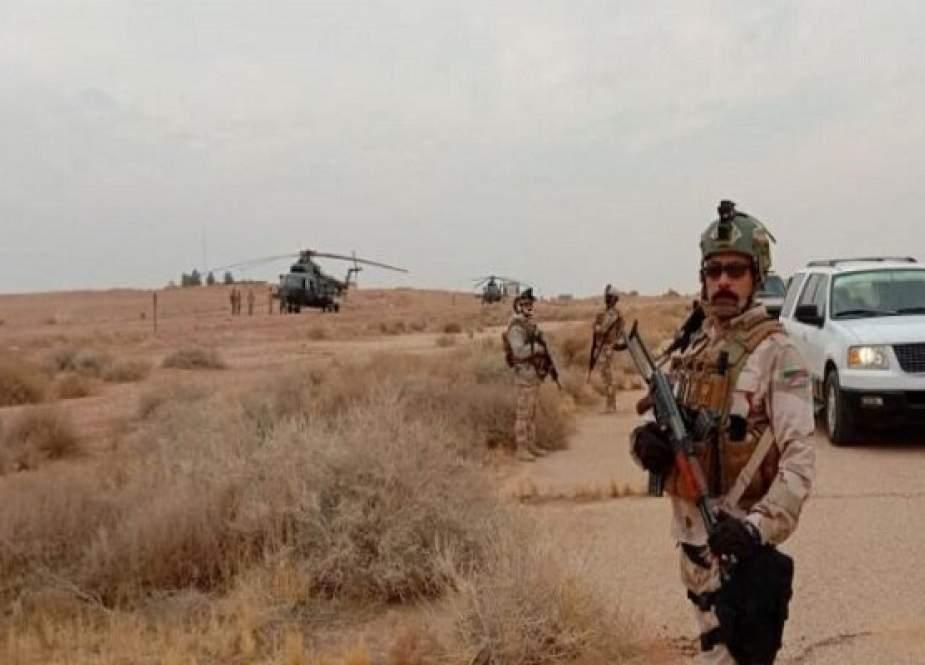 Irak Meluncurkan Operasi Anti-Terorisme Terhadap ISIS Di Al-Anbar