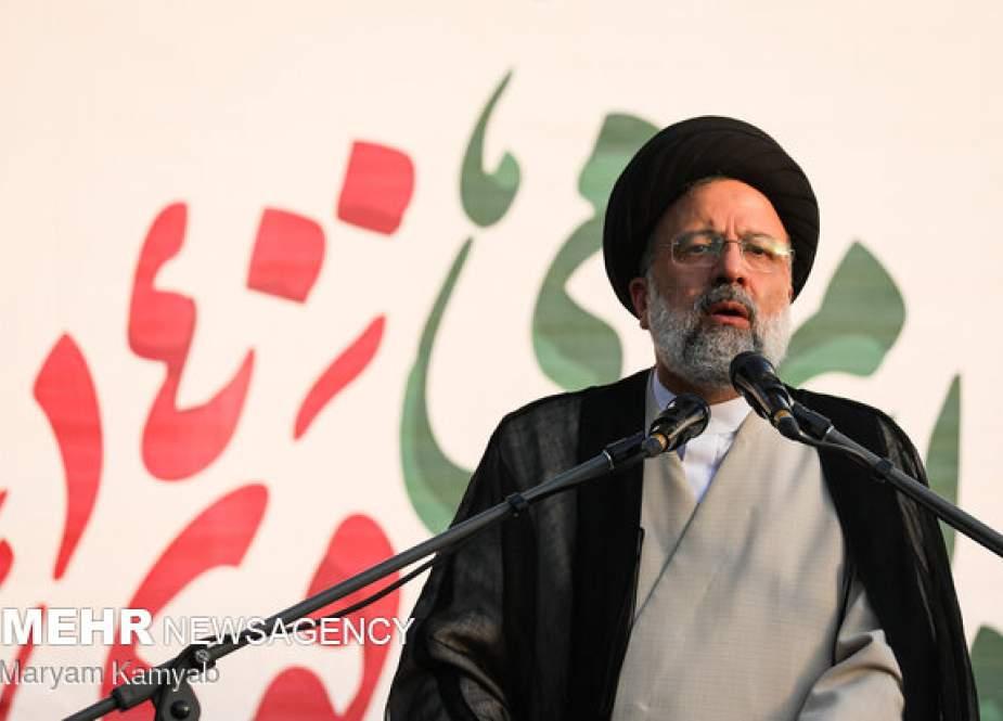 Raeisi Bersumpah Untuk Membentuk Pemerintahan Yang Revolusioner Dan Antikorupsi