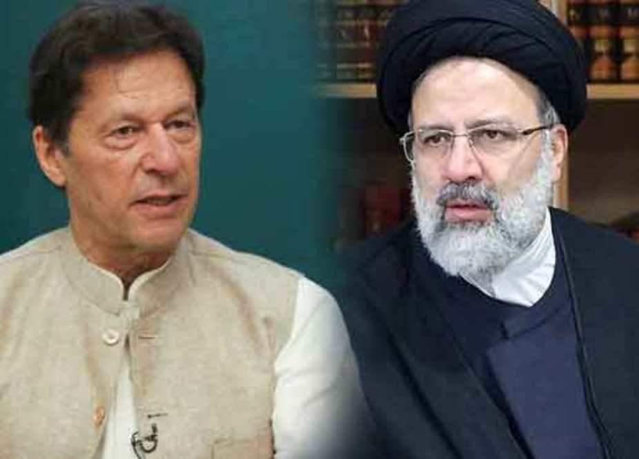 ایران کے صدارتی الیکشن میں کامیابی پر اپنے بھائی ابراہیم رئیسی کو مبارکباد دیتا ہوں، عمران خان