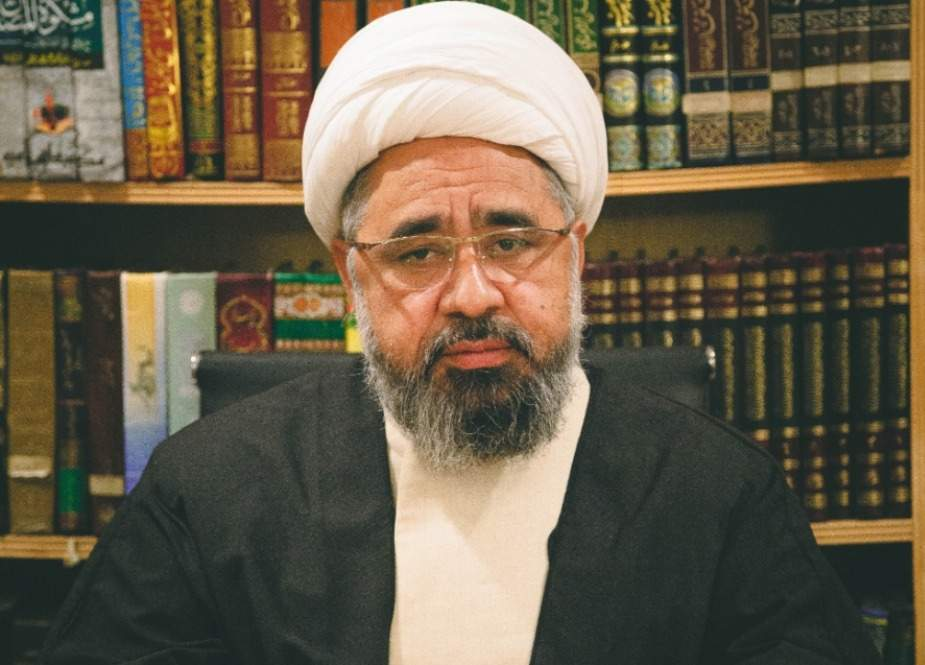 ایرانی عوام آیت اللہ رئیسی کو معاشی مشکلات کے خاتمہ کیلئے ایک ذمہ دار صدر کی حیثیت سے دیکھیں گے، علامہ امین شہیدی