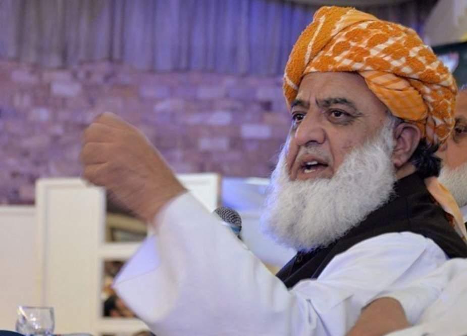 دہشتگردی دوبارہ سر اٹھا رہی ہے، ٹارگٹ کلنگ کیلئے نئی تنظیمیں پیدا ہو رہی ہیں، مولانا فضل الرحمان