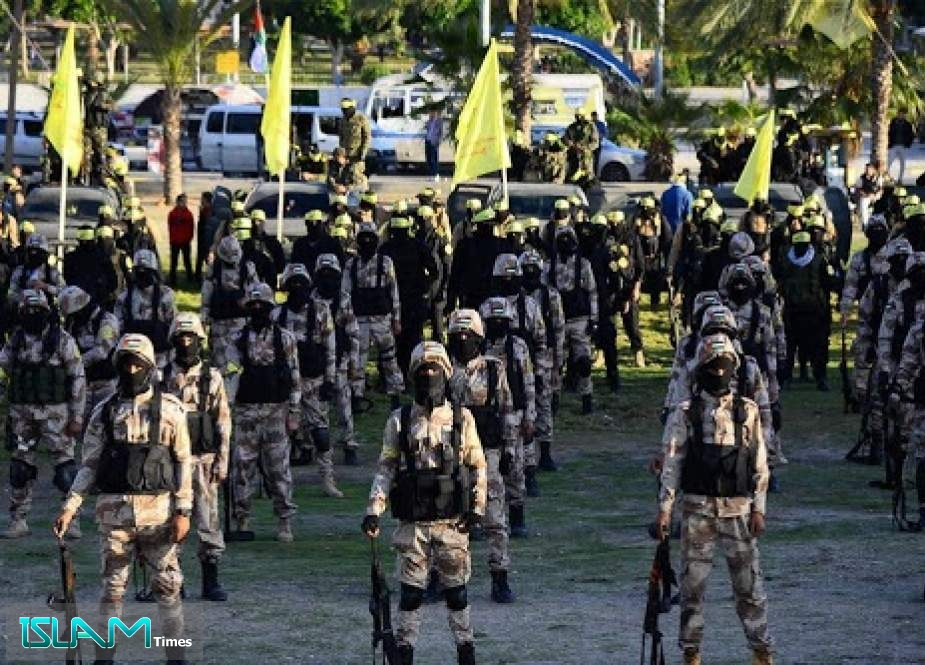 Fatah Military Wing Confirms Commitment to Palestinian Resistance Stances, Warns Israeli Enemy against Attacking Gaza