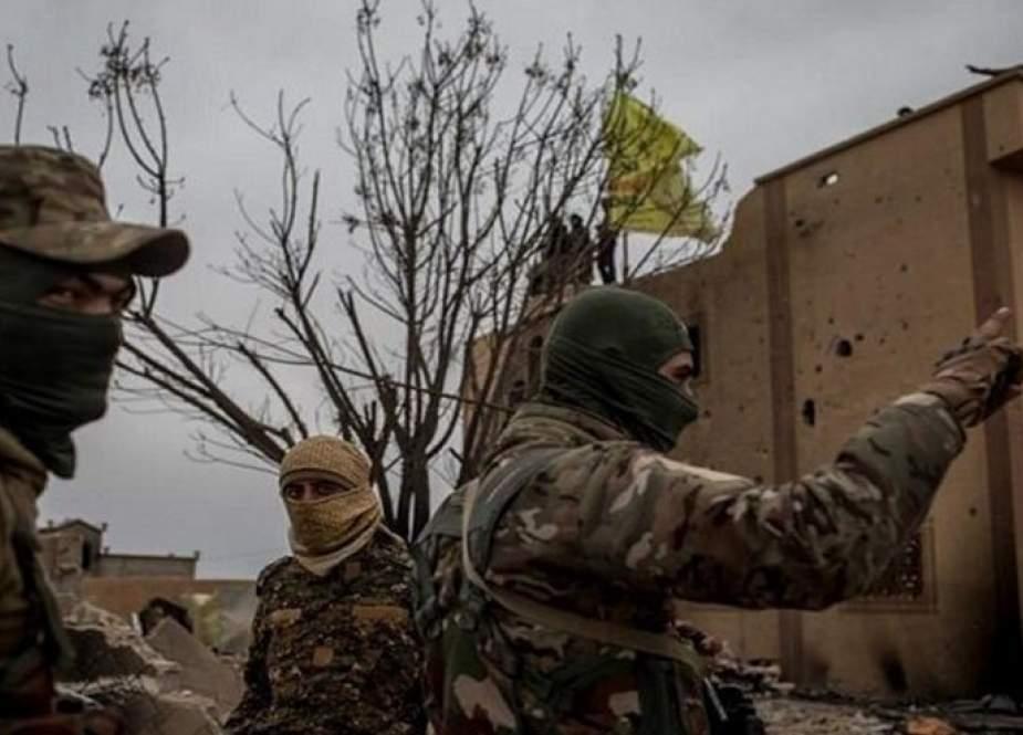 إصابة 3 مسلحين من ''قسد'' بقصف ''الحر'' مقرهم بريف حلب