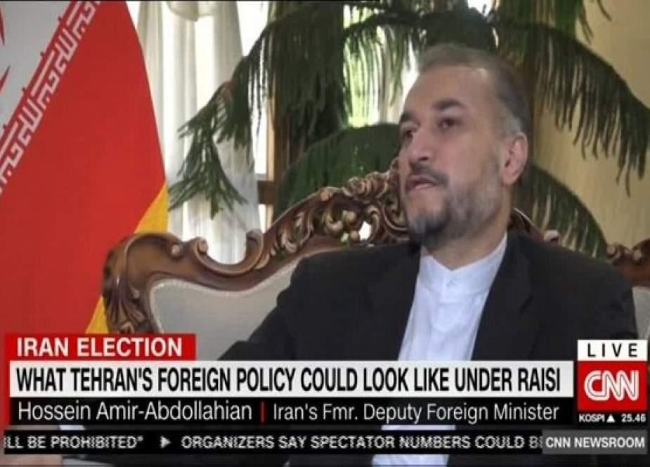 Biden Seharusnya Tidak Memasukkan Masalah Rudal Regional Di JCPOA