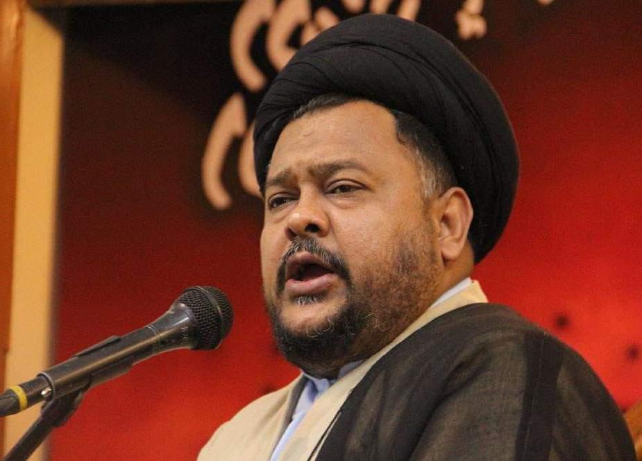 انتظامیہ کی نااہلی کے باعث کراچی کے عوام سخت اذیت کا شکار ہیں، علامہ ناظر عباس تقوی