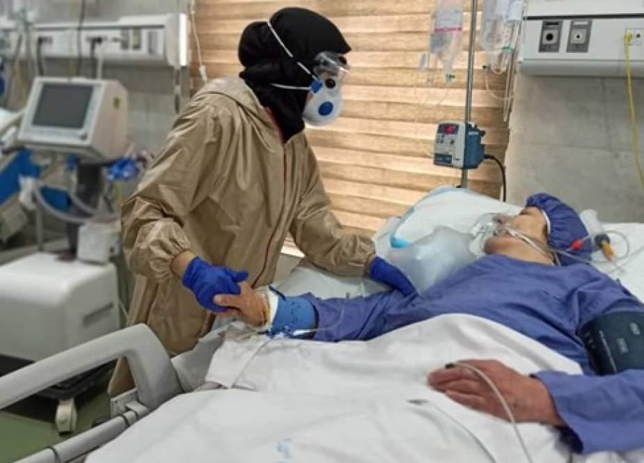 الصحة الايرانية: 11734 إصابة و 144 حالة وفاة جديدة بكورونا