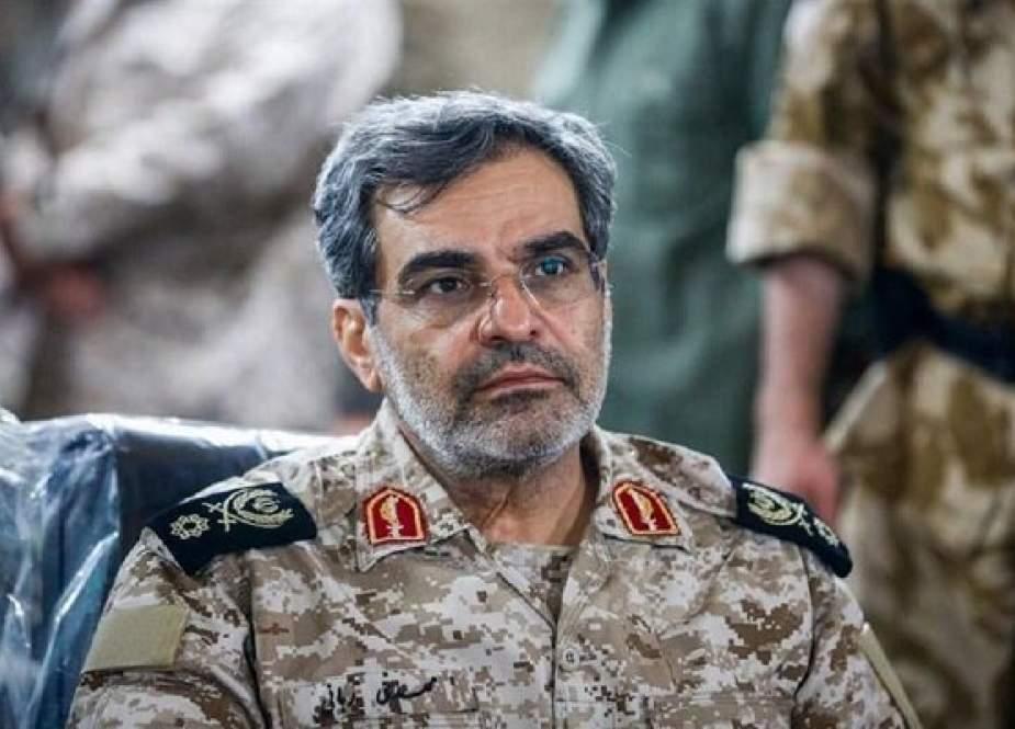 Iran Menyuarakan Kesiapan Untuk Koperasi. Untuk Menyelesaikan Keamanan Global