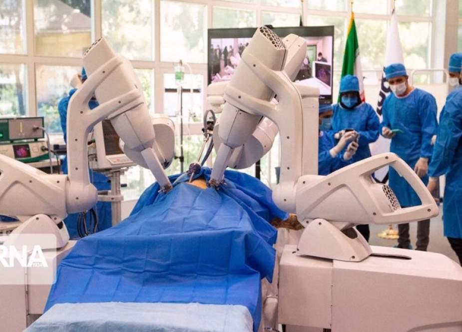 Iran Menjadi Negara Ke-2 Yang Berhasil Melakukan Operasi Robotik