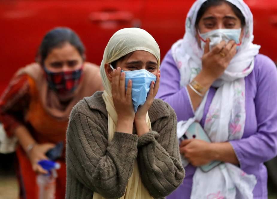 Pandemi Covid-19 Memicu Krisis Kesehatan Mental Di India