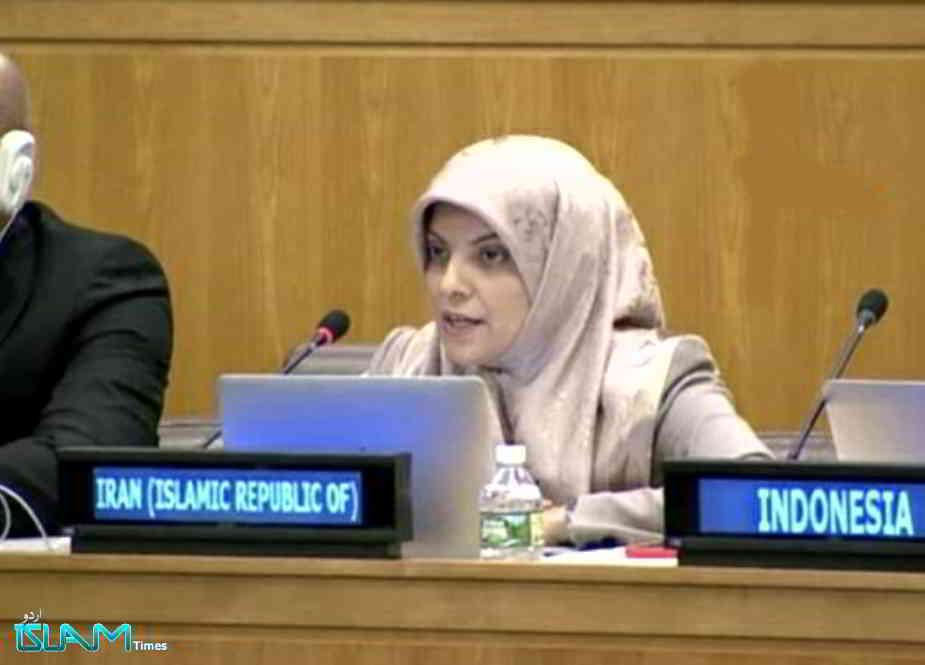 شام پر عائد تمام یکطرفہ پابندیاں اٹھا لی جائیں، ایران
