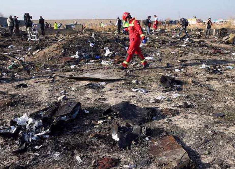 Investigasi Kanada Tidak Menemukan Bukti Kecelakaan Pesawat Ukraina