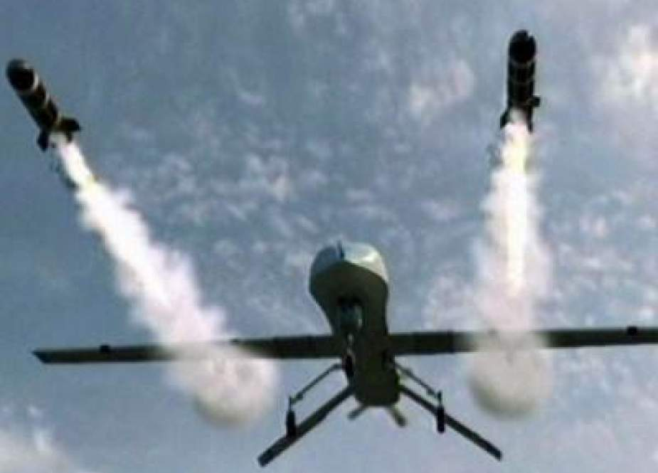 سلاح الجو المسير اليمني يستهدف قاعدة سعودية بخميس مشيط