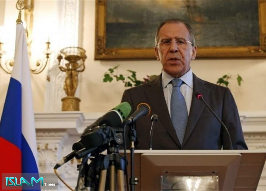 West Tries to 'Lay Down the Law' in International Relations: Lavrov