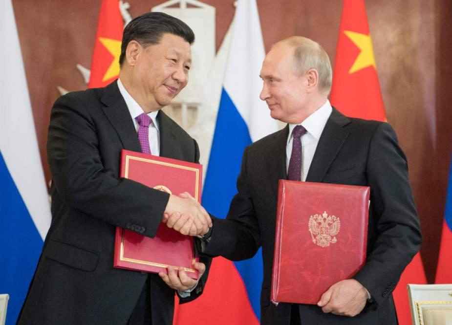 Putin Setuju Untuk Memperpanjang Perjanjian Kerja Sama Persahabatan China-Rusia